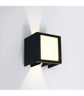 11W LED Sienas lampa Anthracite IP54 67440A/AN/W