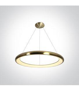 50W LED Piekarama lampa Brushed Brass Ø61 62144NB/BBS/W