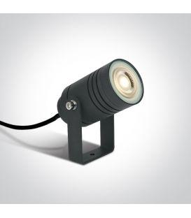 Iebūvēts ārējais apgaismojums IP65 Anthracite 67198G/AN