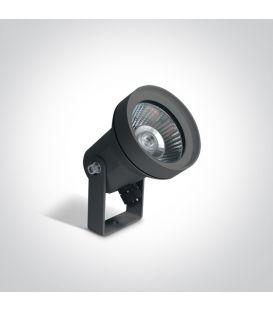 Iebūvēts ārējais apgaismojums IP65 Anthracite 67196BG/AN