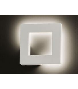 7W LED Sieninis šviestuvas SANTORINI White IP54 4158400