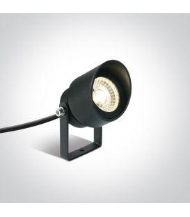 5W LED Iebūvēts ārējais apgaismojums IP65 Anthracite 67488A/AN/W