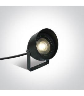 14W LED Iebūvēts ārējais apgaismojums IP65 Anthracite 67488C/AN/W