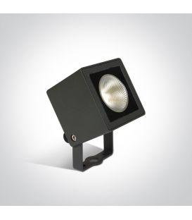 7W LED Iebūvēts ārējais apgaismojums IP65 Anthracite 7052/AN/W