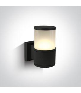 Sienas lampa IP54 Black 67094/B