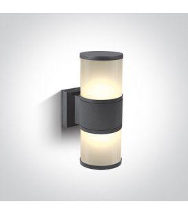 Sienas lampa IP54 Anthracite 67098/AN
