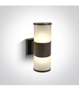 Sienas lampa IP54 Brown 67098/BR