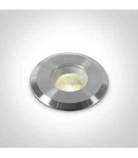1W LED Iebūvējama lampa IP68 Steel 69066/C
