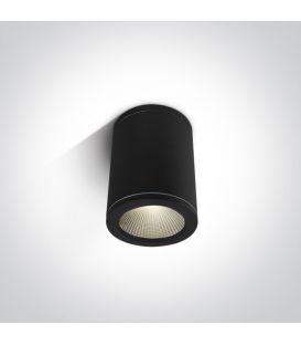 6W LED Griestu lampa IP54 Black 67138C/B/W