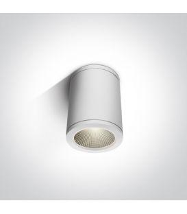 6W LED Griestu lampa IP54 White 67138C/W/W