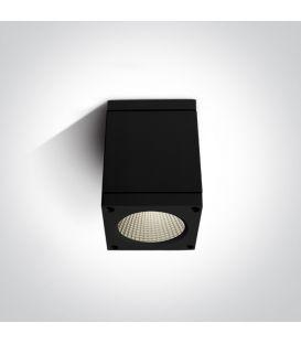 6W LED Griestu lampa IP54 Black 67138D/B/W