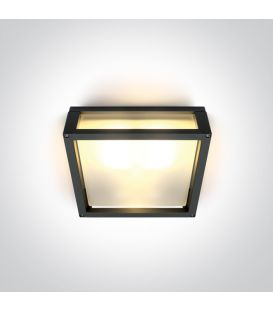 13W LED Griestu lampa Anthracite IP54 67420BL/AN/W