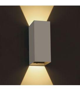 6W LED Sieninis šviestuvas IP54 White 67374/W/W