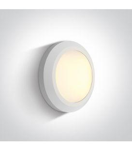 3.5W LED Sienas lampa IP65 White 67394B/W/W