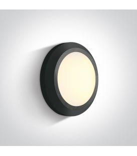 3.5W LED Sienas lampa IP65 Anthracite 67394B/AN/W
