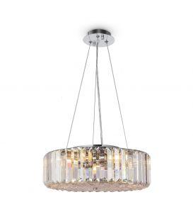 Piekarama lampa RECINTO Chrome Ø40 MOD080CL-06CH