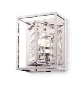 Sienas lampa TENING Chrome MOD060WL-01CH