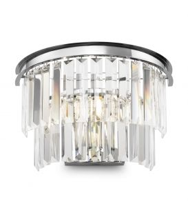 Sienas lampa REVERO Chrome MOD085WL-01CH