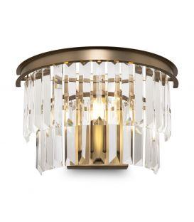 Sienas lampa REVERO Brass MOD085WL-01BS