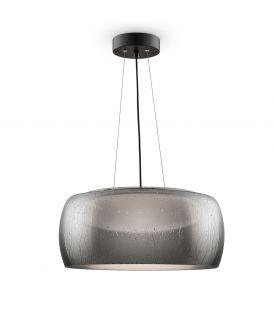 16W LED Piekarama lampa SOLEN Smoky Ø50 MOD073PL-L16B3K
