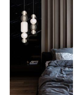 35W LED Pakabinamas šviestuvas COLLAR P069PL-L35CH3K