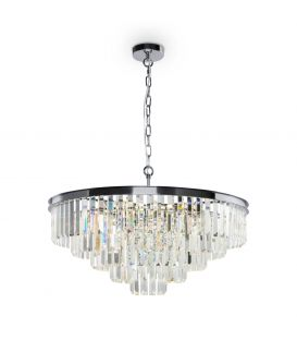 Piekarama lampa REVERO Ø70 Chrome MOD085PL-12CH