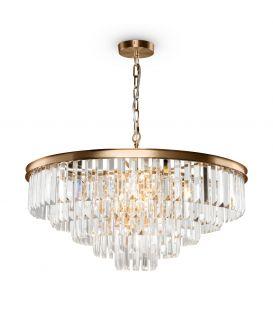 Piekarama lampa REVERO Ø70 Brass MOD085PL-12BS