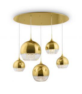 Piekarama lampa FERMI Gold P140-PL-170-5-G