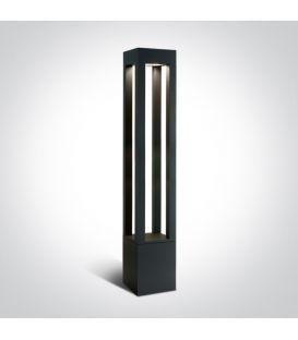22W LED Stāvlampa IP65 Anthracite 3000K 67504A/AN/W