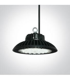 100W LED Griestu lampa IP65 Black 4000K 63100N/C