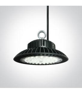 150W LED Griestu lampa IP65 Black 4000K 63150N/C