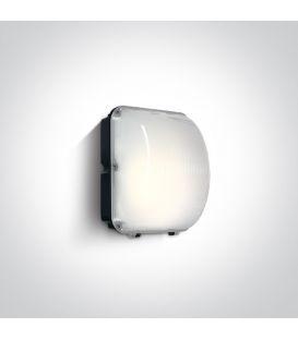 50W LED Sienas lampa IP65 Black 4000K 7056/C