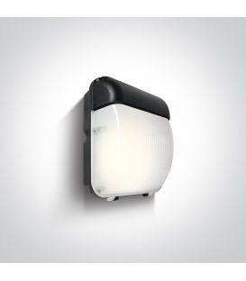 50W LED Sienas lampa IP65 Black 4000K 7056A/C