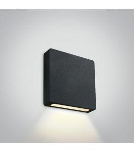 2W LED Iebūvējamā lampa IP65 Black 3000K 68074A/B/W