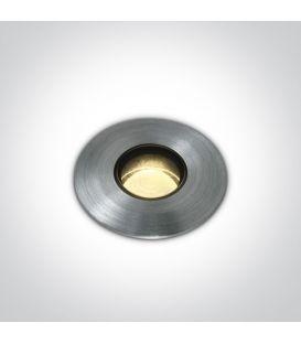 2W LED Iebūvējamā lampa IP67 69042M/AL/W