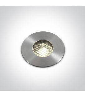 3W LED Iebūvējamā lampa IP67 4000K 69052/C