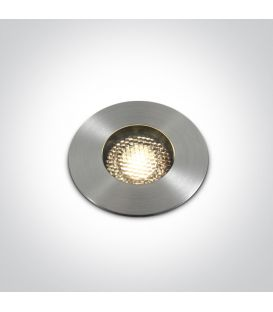 13W LED Iebūvējamā lampa IP67 3000K 69052A/W