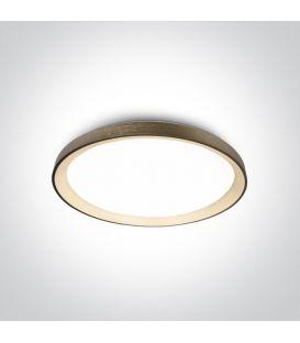 48W LED Griestu lampa Brushed Brass Ø58 62148L/BGL/W