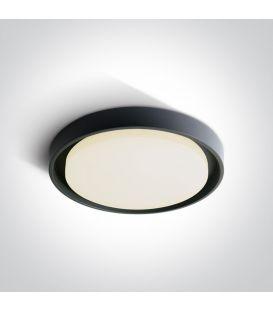 30W LED Griestu lampa Anthracite Ø34 IP54 67384/AN/W