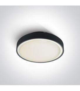 Griestu lampa Black Ø30 IP65 67280EA/B