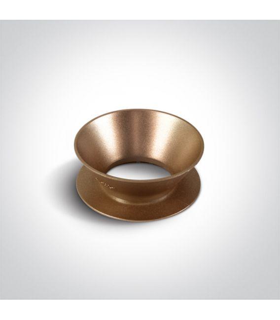 Reflektorius šviestuvui One light Antique Brass 050112/ABS
