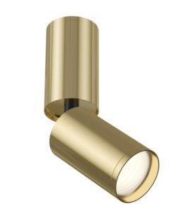 Griestu lampa FOCUS S Brass C051CL-01BS