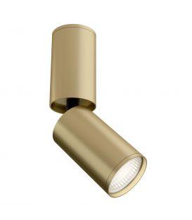 Griestu lampa FOCUS S Matt Gold C051CL-01MG