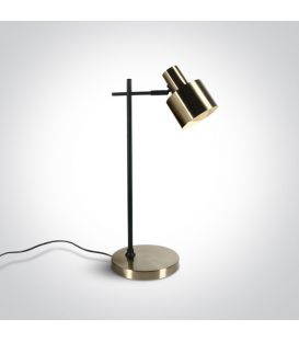 Galda lampa Brushed Brass 61116A/BBS