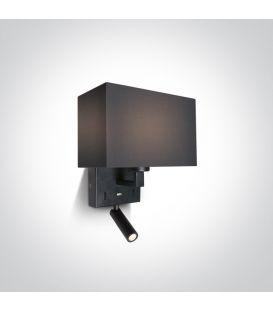 Sienas lampa Black 61120/B/W