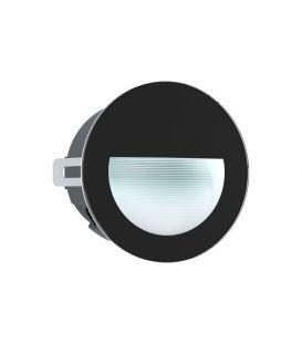 2.5W LED Iebūvējama lampa ARACENA Black IP65 99576