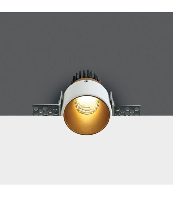 3W LED Įmontuojamas šviestuvas White 10103BTR/W/W