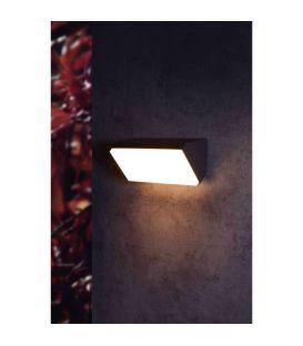 9W LED Sieninis šviestuvas SOLDEN Dark Grey IP65 7070