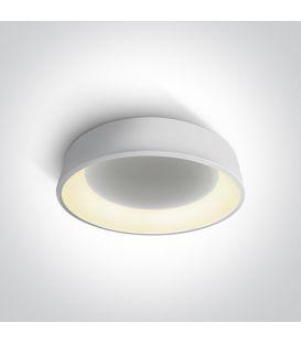 42W LED Griestu lampa PLAFO Ø60 Round White 62142N/W/W