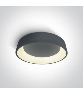 42W LED Griestu lampa PLAFO Ø60 Round Anthracite 62142N/AN/W